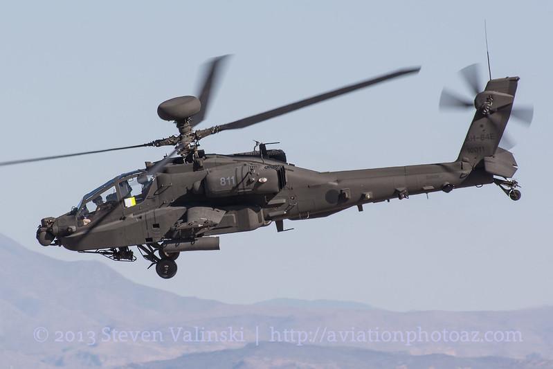 Boeing AH-64E Apache Guardian