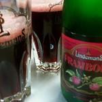 ベルギービール大好き!! リンデマンス・フランボワーズ Lindemans Framboise