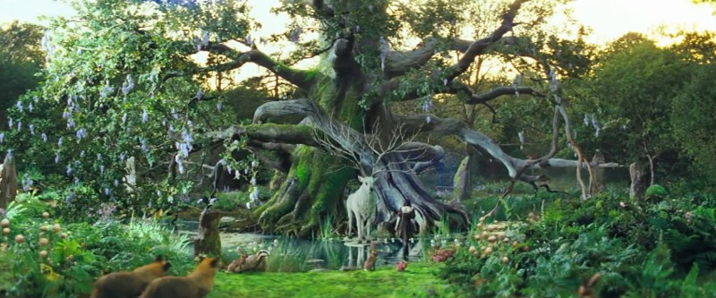 Film Location Snow White and the Huntsman