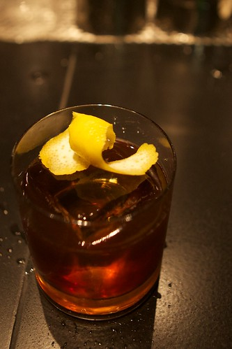 Third Rail cocktail