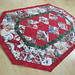 234_Puppy Christmas Table Runner_a