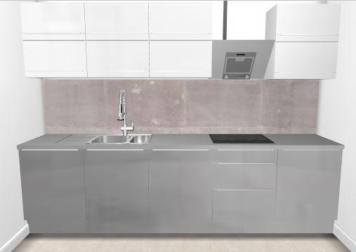 forum arredamento.it ?creare cucina con aspetto industriale con ... - Cucine Acciaio Ikea