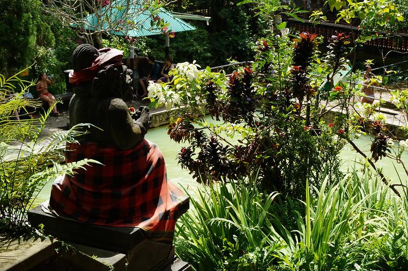 Banjar Holy Hot Springs, Bali