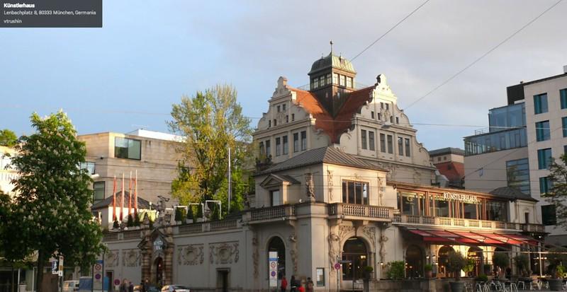 KunsterHaus, Muenchen
