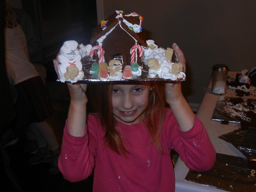Dec 20 2013 Gingerbread Houses Haley