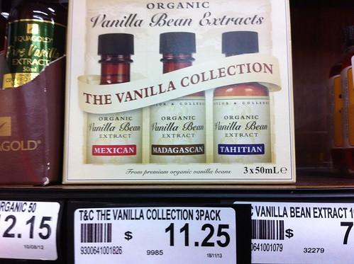 Vanilla Sampler