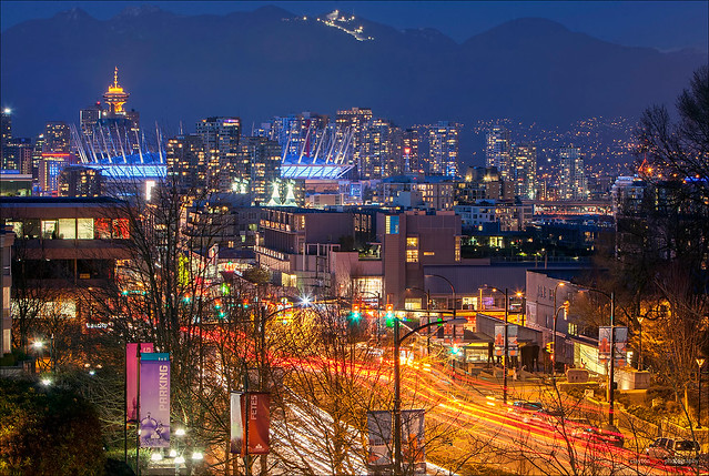 Vancouver's Lights