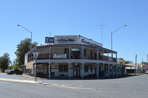 Central Hotel, Eugowra