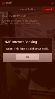 qr codes taken hostage by nab