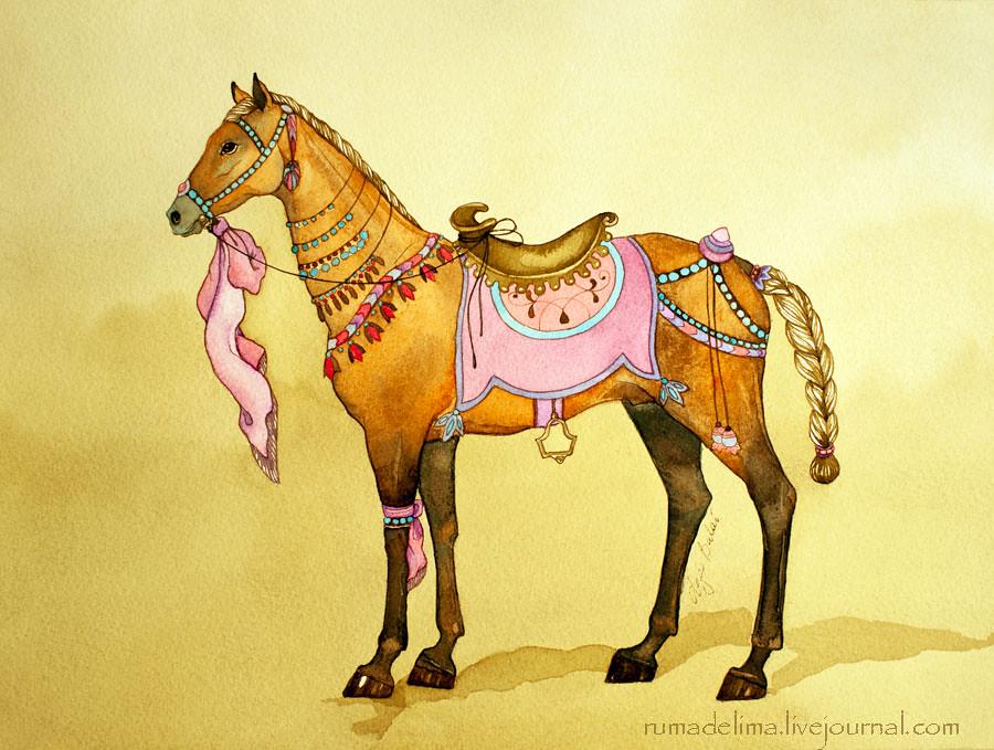 Horse for a Maharaja
