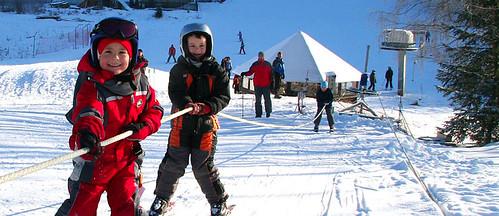 Přijďte si zalyžovat do Ski Centra BUBLAVA s 67% slevou