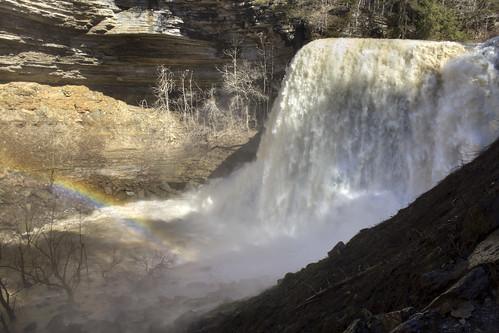 statepark white water river waterfall rainbow tn tennessee falls putnam burgessfalls burgessfallsstatepark putnamcounty whitecounty fallingwaterriver