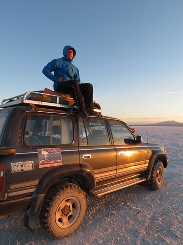 4th day of the Uyuni Salt Flats