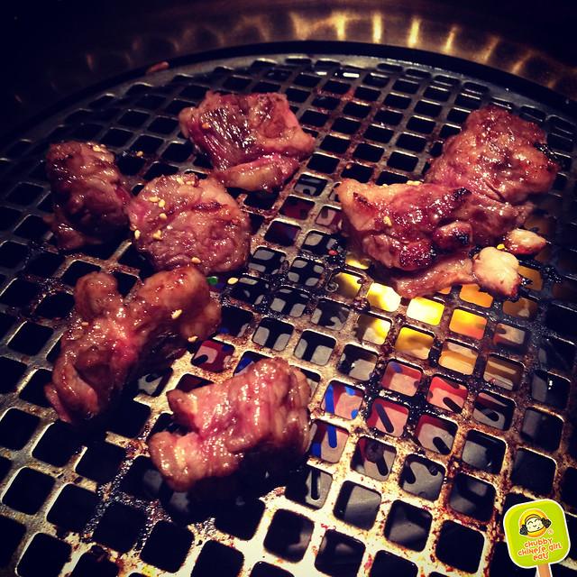 Yakiniku Gen - grilling meat