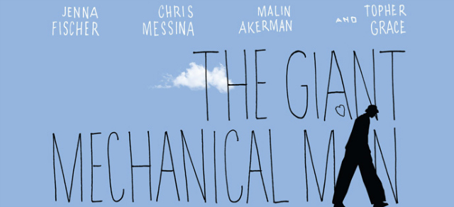 the giant mechanical man film reviews uk lifestyle film tv blog