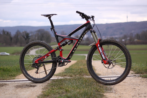 Specialized S-Works Enduro 2013