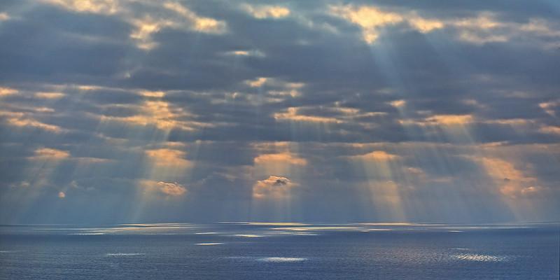 Небо возле Балаклавы