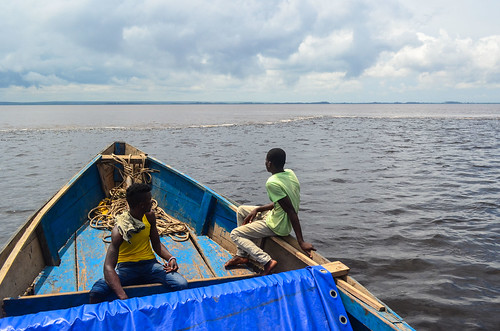 Cabinda-Soyo chata trip