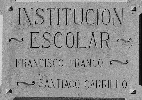 INSTITUCIÓN ESCOLAR - MEANDO CONTRA VIENTO Nº3 by juanluisgx