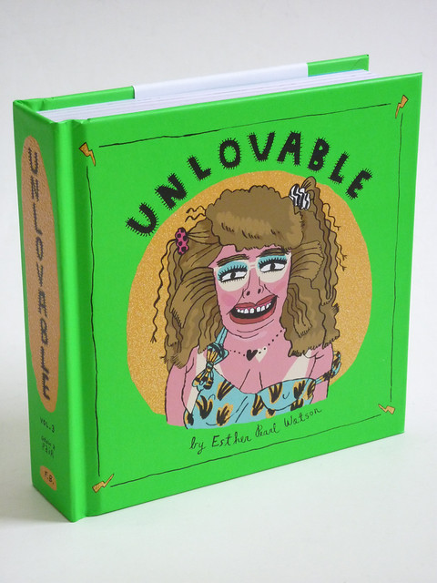 Unlovable Vol. 3 cover photo