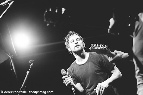 Sam Roberts Band @ Tractor Tavern, Seattle 3/21/14