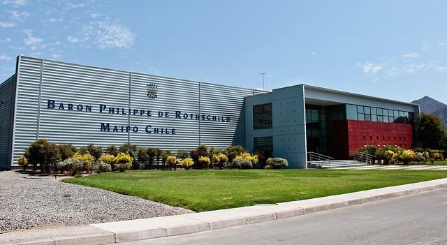 Viña Baron Philippe Rothschild.