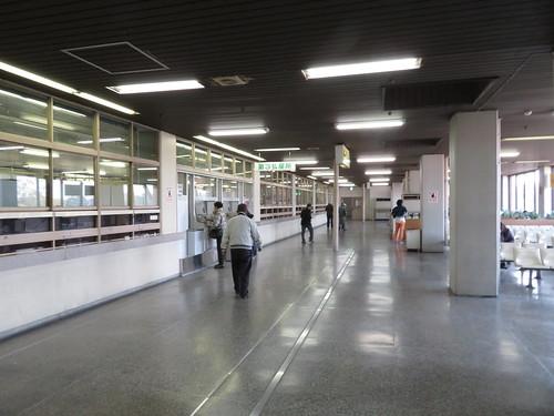 佐賀競馬場の第3払戻所