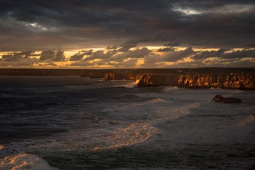 stormy sundown (explored)
