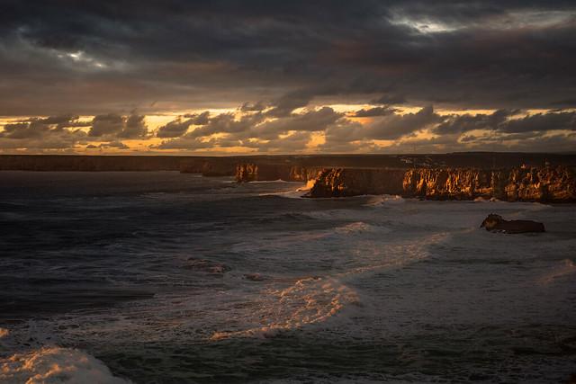 stormy sundown, Nikon D810, AF Nikkor 50mm f/1.8D