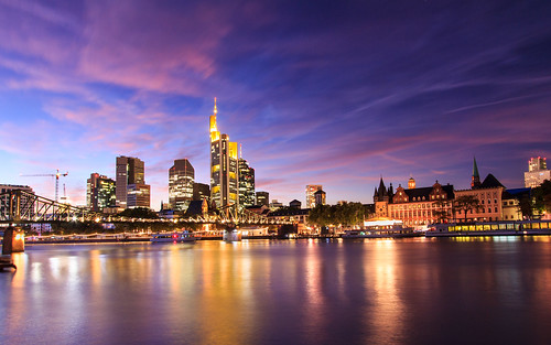verde travel trip germany night nightphoto canon longexposure river water color amazing europe lights cityscape street frankfurt landscape architecture cloudscape
