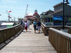 Madeira Beach, Florida - John's Pass Village & Boardwalk