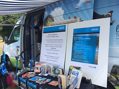 Library van at LYFE 2017