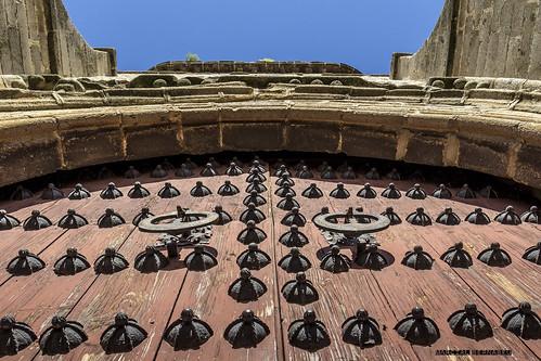 Spain - Cordoba - Hinojosa del Duque - Iglesia de San Juan (Catedral de la Sierra)