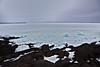 Sea ice at Cape Spear, Newfoundland