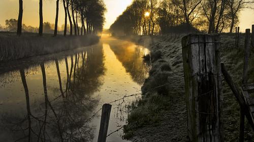 Daybreak at Axel