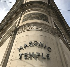 Old Masonic Temple 888 Yonge St. Toronto ON