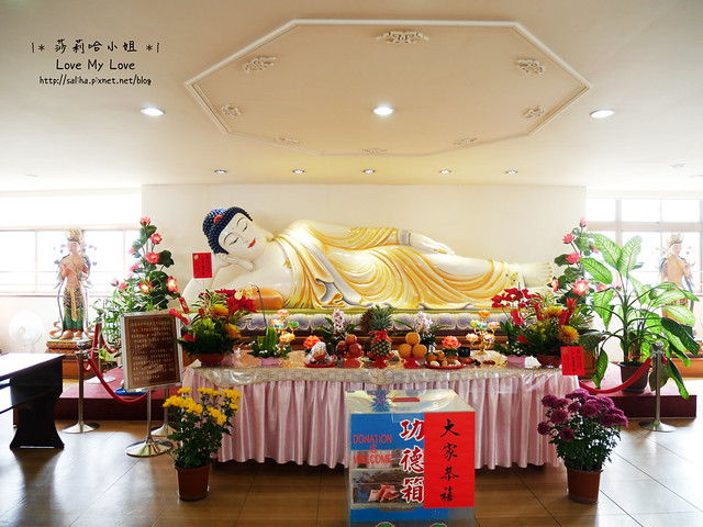 基隆景點一日遊中正公園大佛廣場 (30)