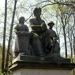 """""""Der Rhein"""" im Berliner Tiergarten (2)"""