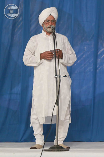 Samagam Committee, Coordinator, Arjan Singh from Kolkata, West Bengal