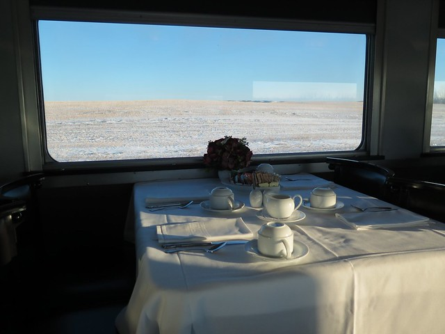 Set for Breakfast in the Prairies