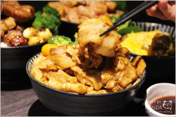 開丼燒肉vs丼飯 (23)