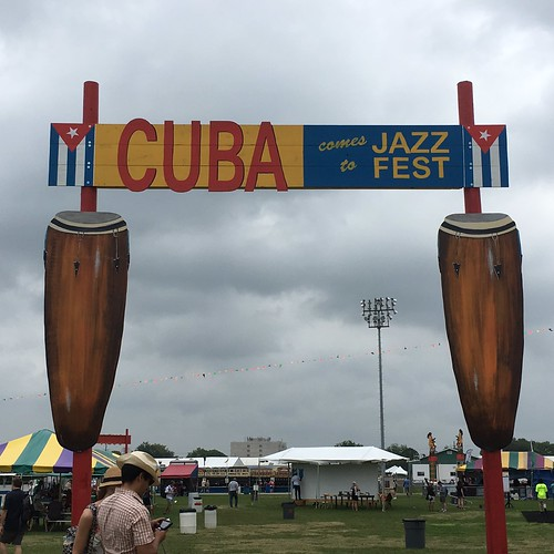 Cuba comes to Jazz Fest, Day 1 - April 28, 2017