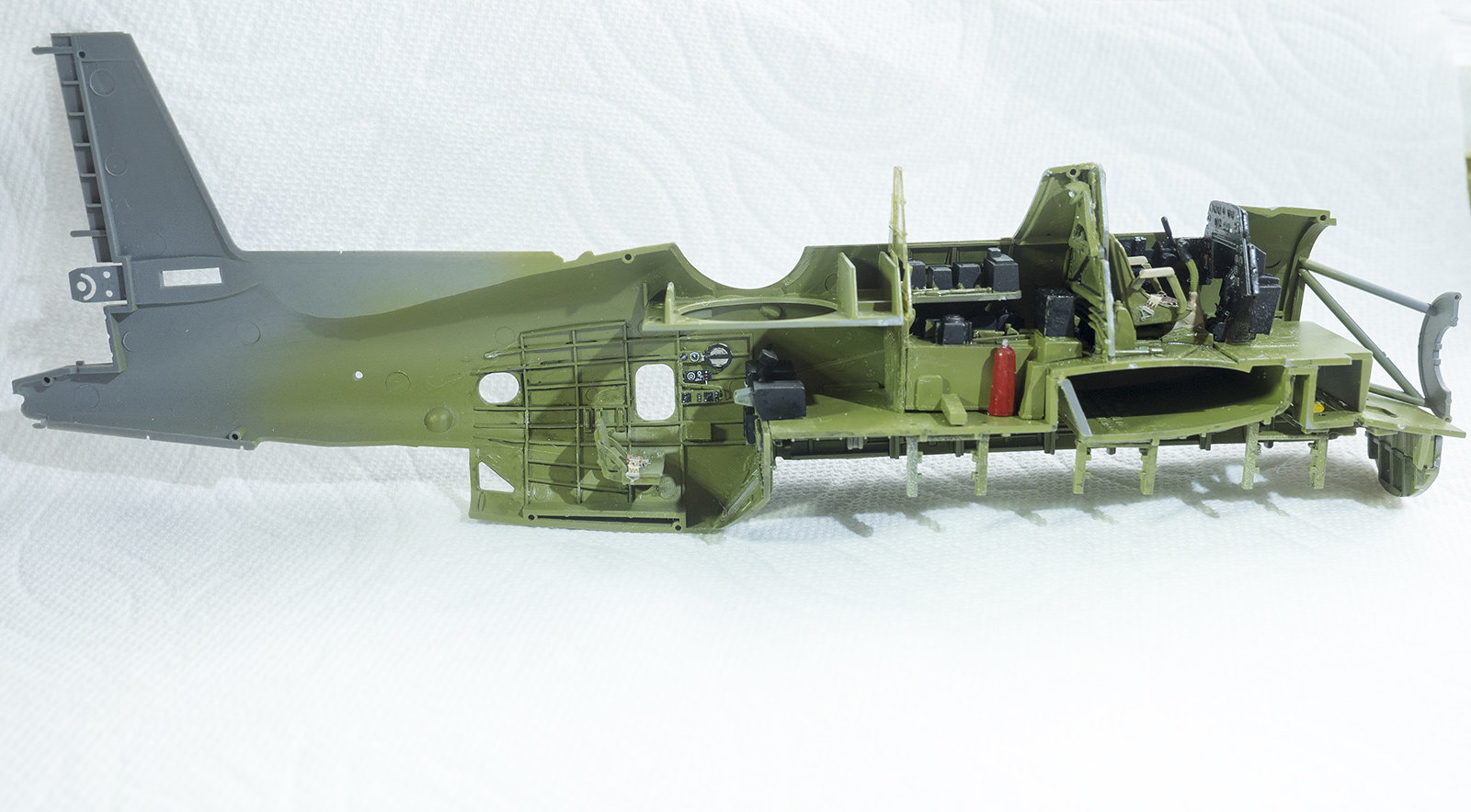 Accurate Miniatures 1 48 Tbm 3 Finished Finescale