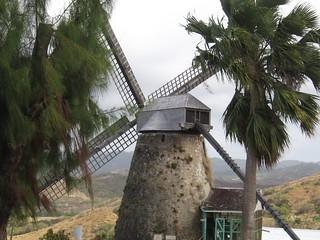 Barbados Windmill
