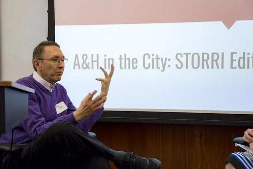 A&H in the City: STORRI