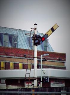 Semaphore signal