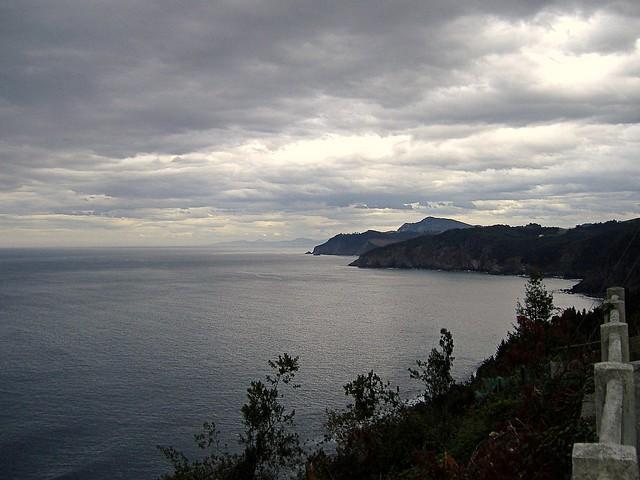 La costa infinita, Fujifilm FinePix A345