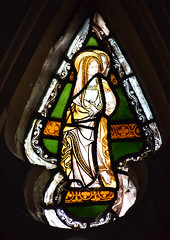 two Marys (14th/15th Century, restored)