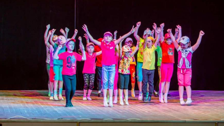 «Родничок» - районный фестиваль-конкурс детских и молодёжных хореографических коллективов