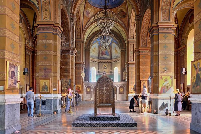 Кафедральный собор Рождества Пресвятой Богородицы, 1903 г. Батуми, Грузия
